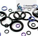 кольцо уплотнительное резиновое прямоугольного сечения.
