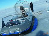 Амфибия Свп Бриз 420 22S Hovercraft Breeze, бу