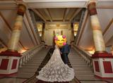 Сказочное свадебное платье трансформер