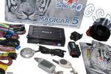Новую автосигнализацию sher-khan magicar 5