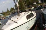 Парусно-моторная яхта ассоль изготв. петрозаводск