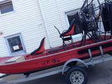 Аэролодка Air boats Dixon Twister
